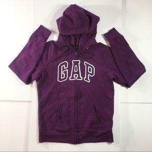 GAP Women's Full Zip Jacket Hoodie (Medium)